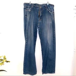 Lucky Brand Gene Montesano US Jeans SZ 38